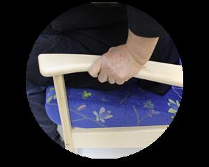 椅子とパーキンソン病