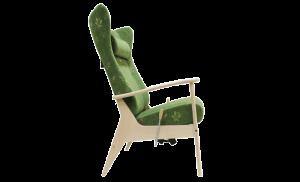 傾きのある椅子ティルトチェア