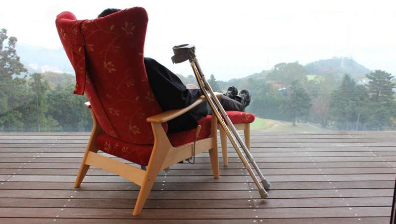 安心介護の椅子